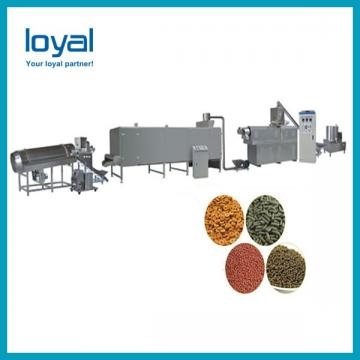 Factory direct supply cat fish feed machine carp extruder buy food
