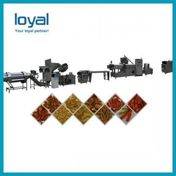 High Automatic Corn Flake Making Machine , Breakfast Cereal Processing Line
