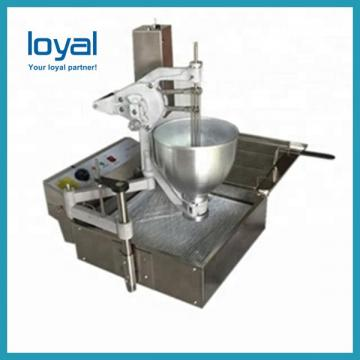 Custom Tailor Industrial Automatic Donut Making Machine With Turnkey Bakery Solution