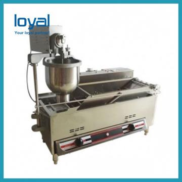 CE Approved Automatic Filled Donuts Encrusting Making Machine