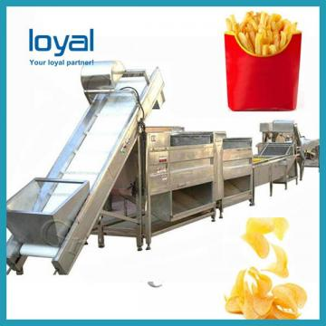 Fried Plantain Chips Machine/Plantain Banana Chips Processing Line