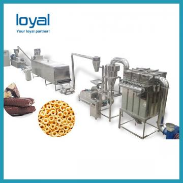 Nutritional Rice Extruder Making Machine , Artificial Rice Prodcution Line Thermal Processing