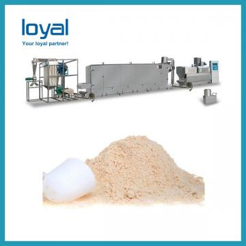 Large output professional nutrition rice flour making machine