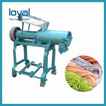 New design mini instant vegetable noodles production line / machinery/ food machine