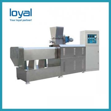 Special design extruded rice crispy making machine, bugle chips machine for sale