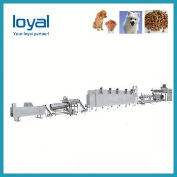 Fully Automatic Machine Pet Food Dog Treats Production Line