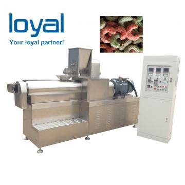 Automatic Pet Treats Feed Processing Machinery Dog Chewing Food Machine