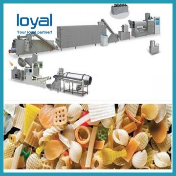 Crispy Flavored Deep Fried Snack Food Processing Line Machine