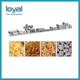 Fried Tube Snacks Machine Single Screw Snacks Food Pellet Machine